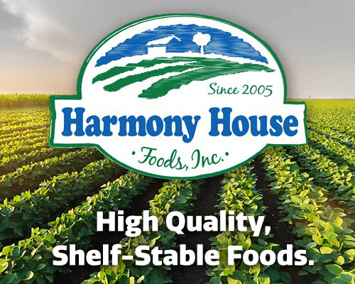 Harmony House Foods - High Quality, Shelf Stable Foods